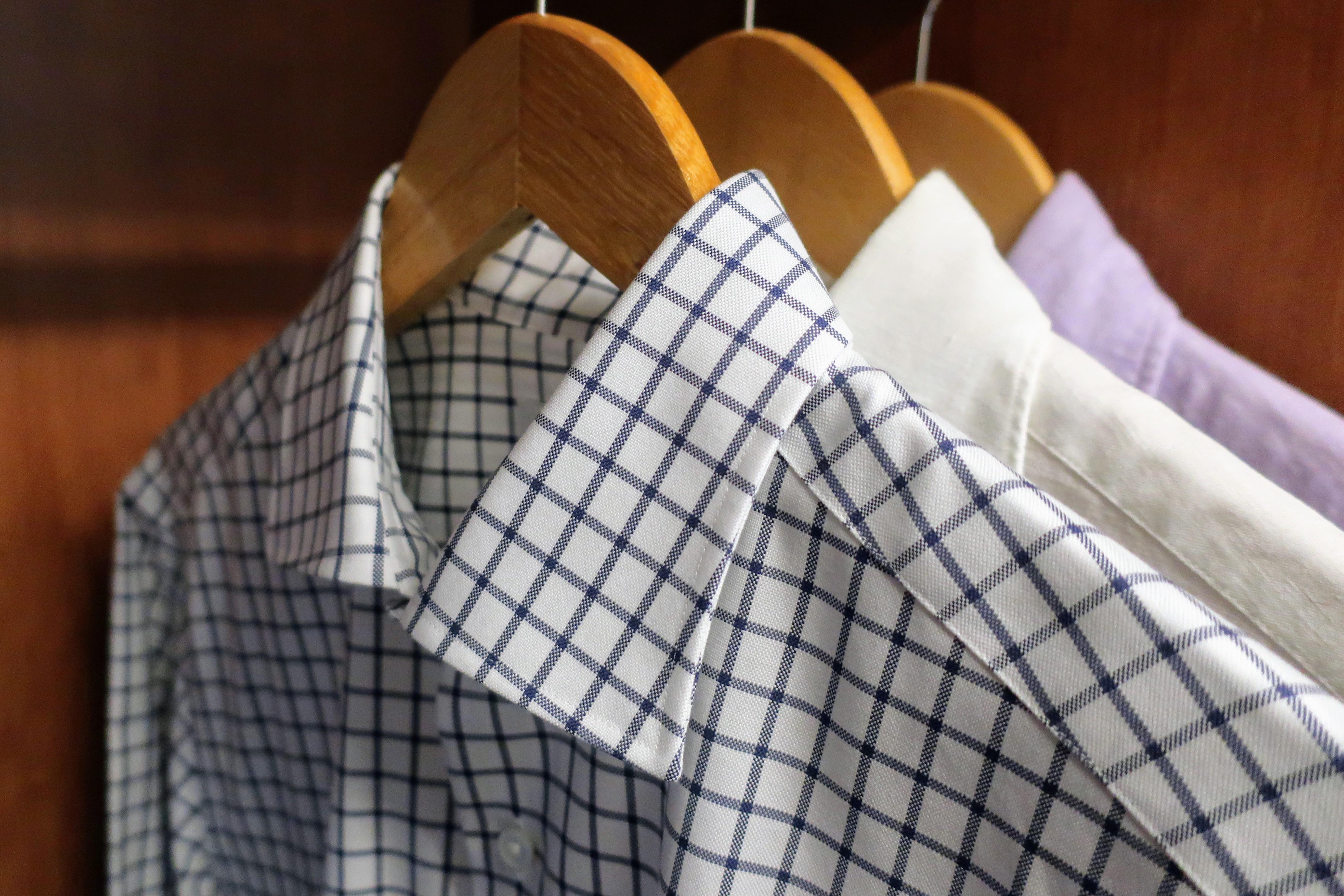 クールビズにおすすめのシャツ
