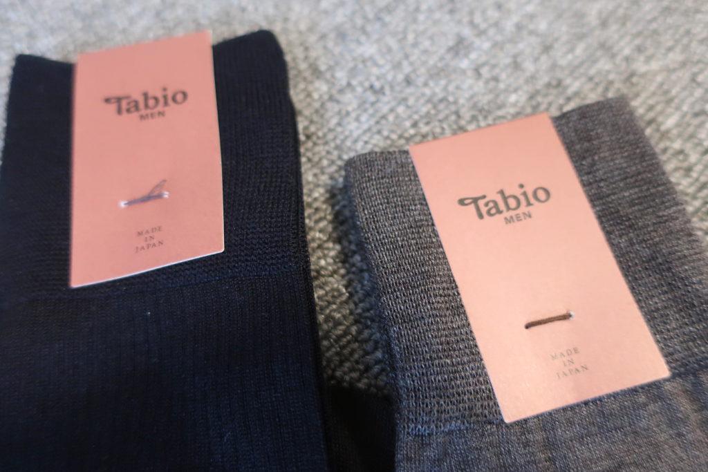 Tabioのビジネスソックス