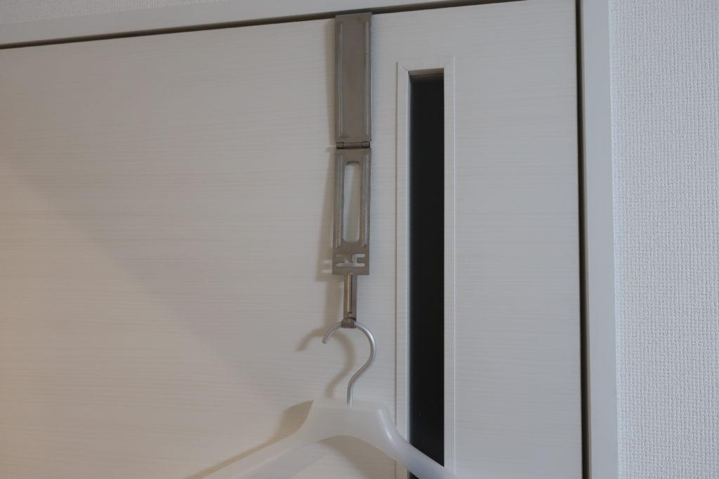 アクセススチームプラス付属品のドア用ハンガーホルダー