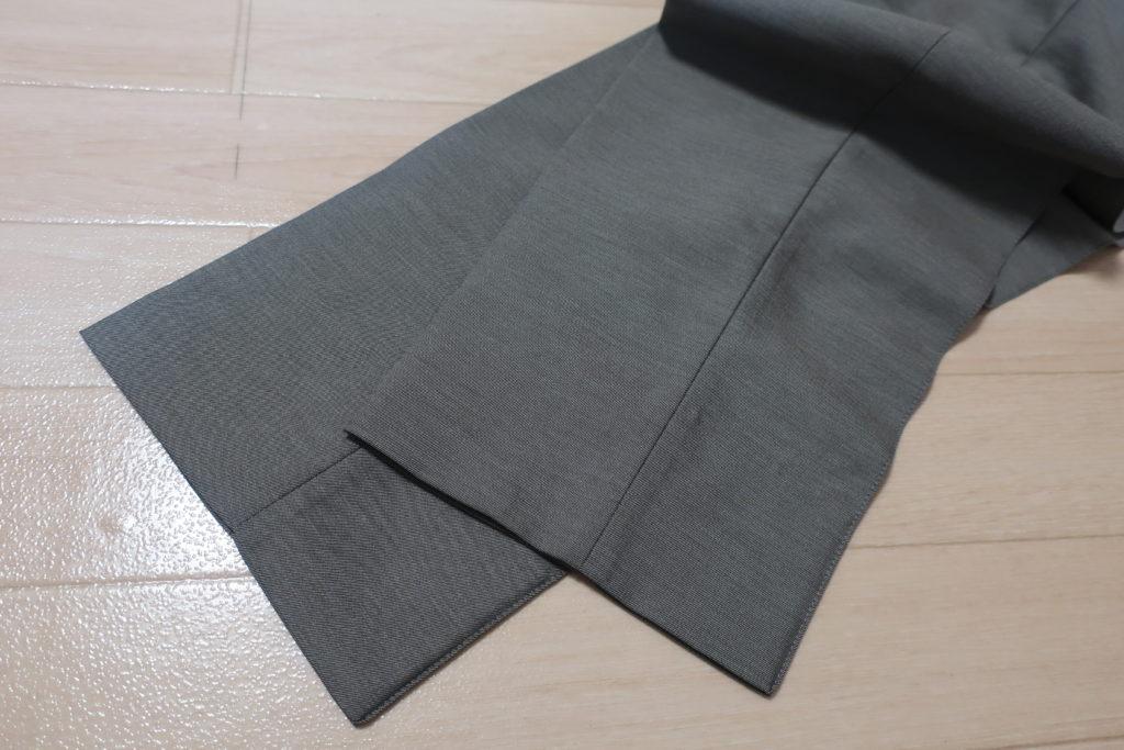 マサッチョの裾